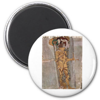 Gustav Klimt ~ Beethovenfries Fridge Magnets