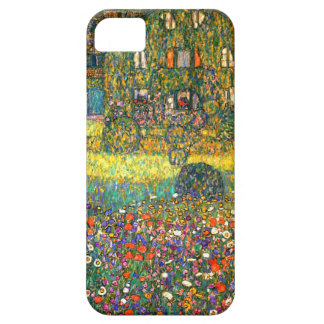 Gustav Klimt: Country House at the Attersee iPhone SE/5/5s Case