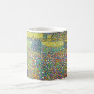 Gustav Klimt Country House by the Attersee Coffee Mug