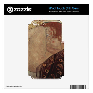 Gustav Klimt  - Danae - Beautiful Artwork Skins For iPod Touch 4G