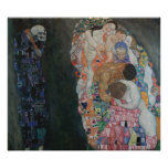 Gustav Klimt - Death and Life, 1910 Posters