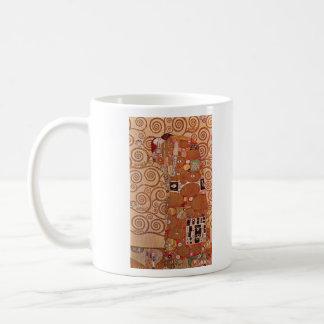 Gustav Klimt - Embrace Coffee Mugs