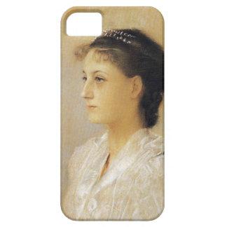 Gustav Klimt Emilie Floge iPhone 5 Case