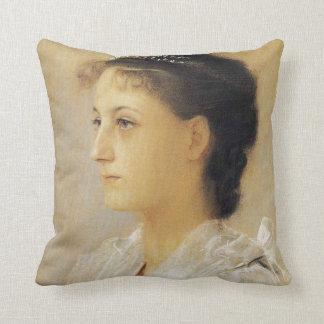 Gustav Klimt Emilie Floge Pillow