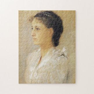 Gustav Klimt Emilie Floge Puzzle