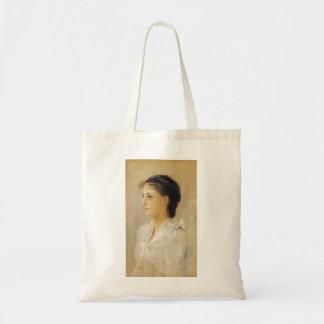 Gustav Klimt Emilie Floge Tote Bag
