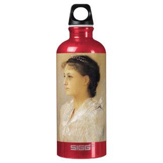 Gustav Klimt Emilie Floge Water Bottle