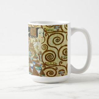 Gustav Klimt Expectation Mug