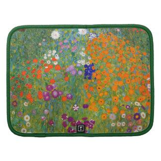 Gustav Klimt: Flower Garden Folio Planner