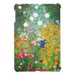 Gustav Klimt Flower Garden iPad Mini Case