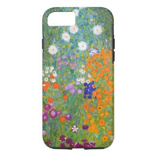Gustav Klimt: Flower Garden iPhone 7 Case