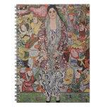 Gustav Klimt Fredericke Maria Beer Notebook