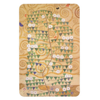 Gustav Klimt Frieze Tree of Life Magnet