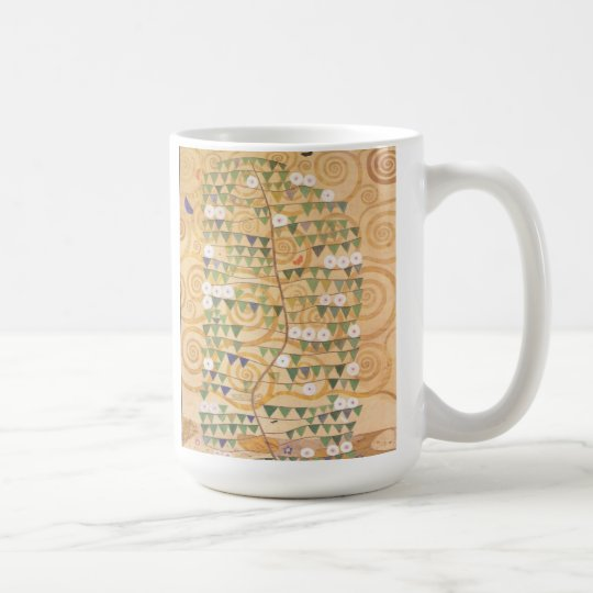 Gustav Klimt Frieze Tree of Life Mug