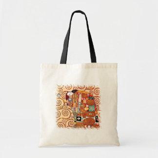 Gustav Klimt - Fulfillment Budget Tote Bag