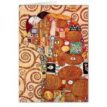 Gustav Klimt - Fulfillment Card