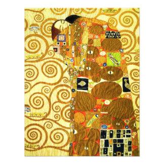 Gustav Klimt Fulfillment Invitations
