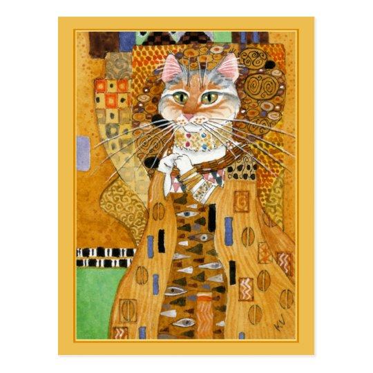 Cat Postcards Uk