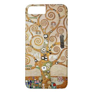 Gustav Klimt Golden Tree of Life with Bird iPhone 8 Plus/7 Plus Case