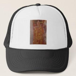 Gustav Klimt - Hygeia Painting Trucker Hat
