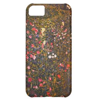Gustav Klimt // Italenische Gartenlandschaft iPhone 5C Cases