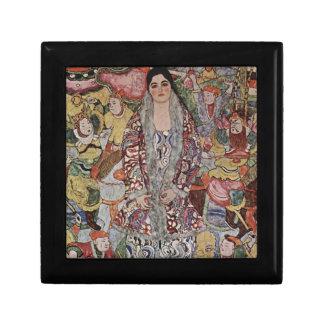Gustav Klimt Jewelry Box