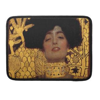Gustav Klimt Judith And The Head Of Holofernes Sleeve For MacBooks