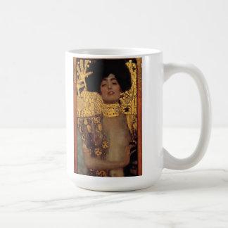 Gustav Klimt Judith mug