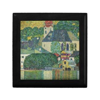 Gustav Klimt // Kirche in Unterach am Attersee Gift Box