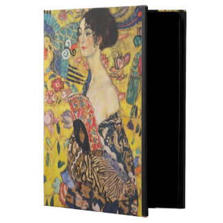 Gustav Klimt Lady With Fan Art Nouveau Painting Powis iPad Air 2 Case