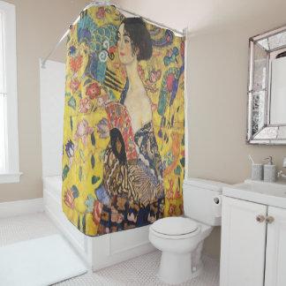 gustav klimt shower curtains | zazzle