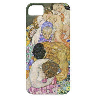 Gustav Klimt Life and Death iPhone case iPhone 5 Cover