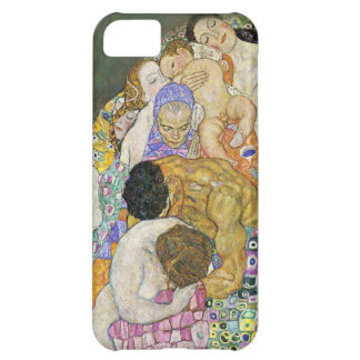 Gustav Klimt Life and Death iPhone case iPhone 5C Cover