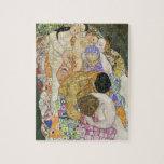 Gustav Klimt Life and Death Puzzle