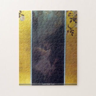 Gustav Klimt - Love puzzle