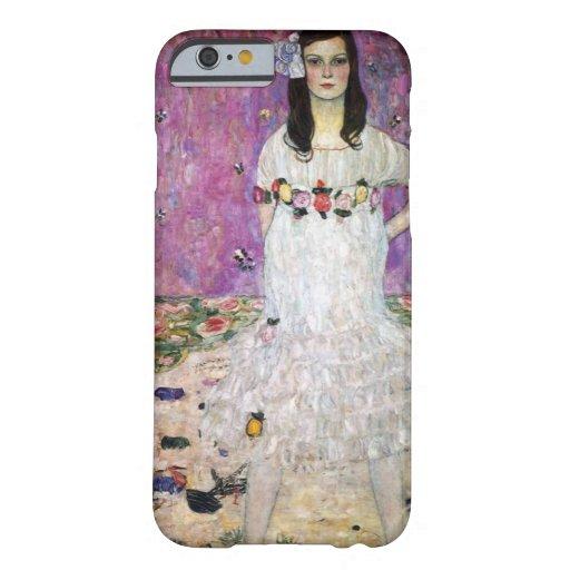 Gustav Klimt Mada Primavesi iPhone 6 case
