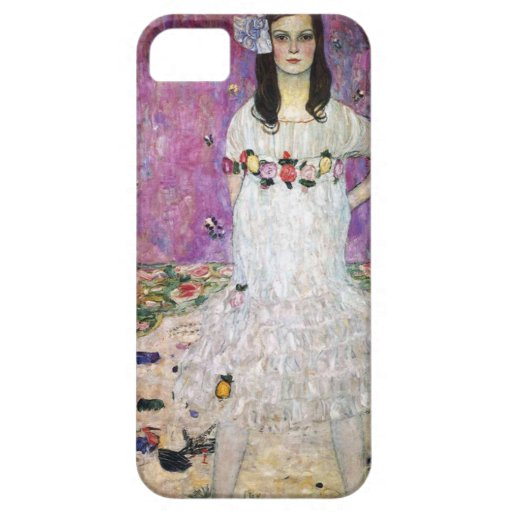 Gustav Klimt Mada Primavesi iPhone case iPhone 5 Cases