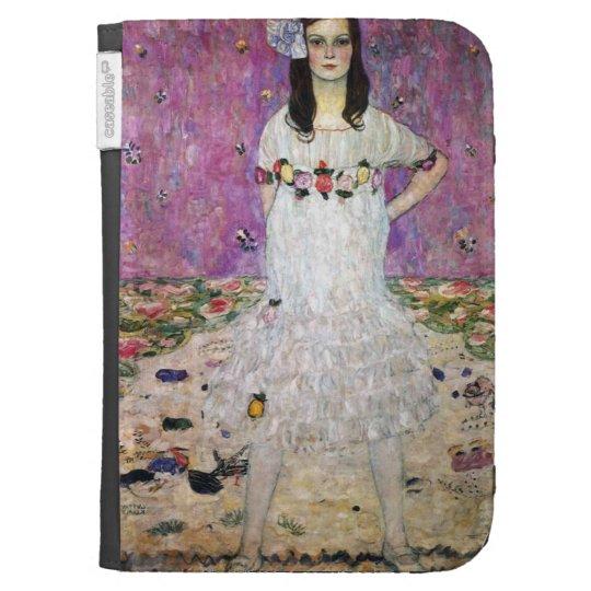 Gustav Klimt Mada Primavesi Kindle Case