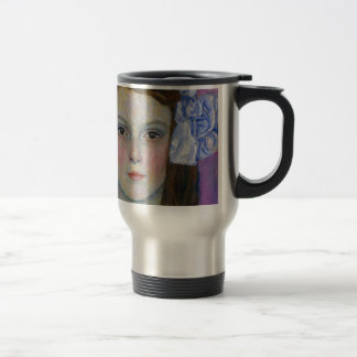 Gustav Klimt Mada Primavesi Travel Mug