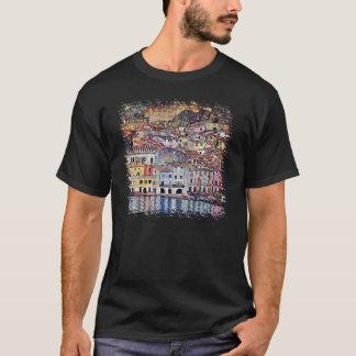 Gustav Klimt - Malcesine at Lake Garda Italy T-Shirt