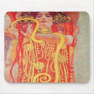 Gustav Klimt - Medizin Mousepad