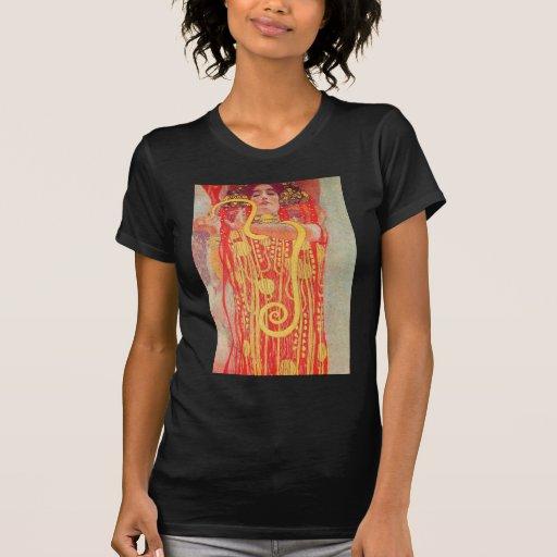 Gustav Klimt - Medizin T Shirts