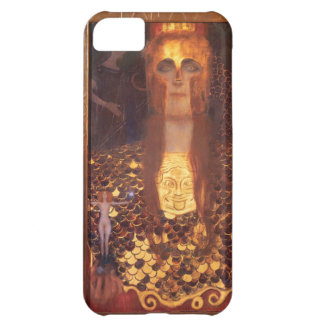 Gustav Klimt Minerva Pallas Athena iPhone 5C Cover