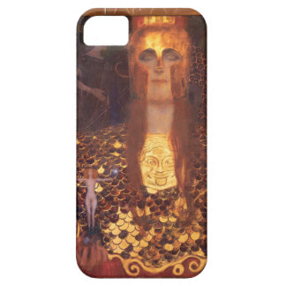 Gustav Klimt Minerva Pallas Athena iPhone SE/5/5s Case