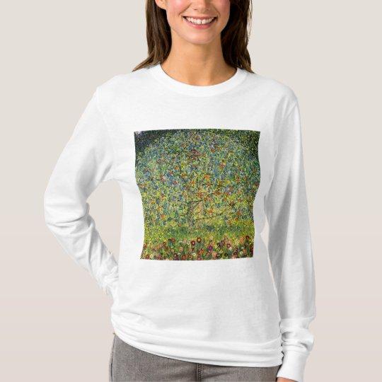 Gustav Klimt painting art nouveau The Apple Tree T-Shirt