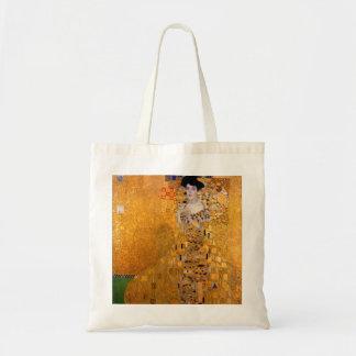 Gustav Klimt Portrait Bag