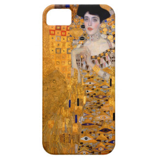 Gustav Klimt Portrait iPhone SE/5/5s Case