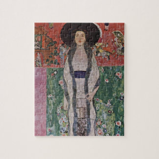 Gustav Klimt Portrait of Adele Bloch-Bauer II Jigsaw Puzzle