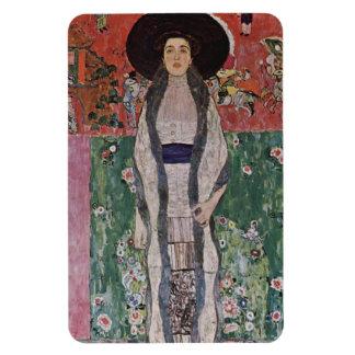 Gustav Klimt Portrait of Adele Bloch-Bauer II Magnet