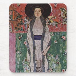 Gustav Klimt Portrait of Adele Bloch-Bauer II Mouse Pad